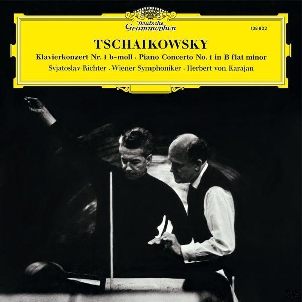 TCHAIKOVSKY: PIANO CONCERT (LP)