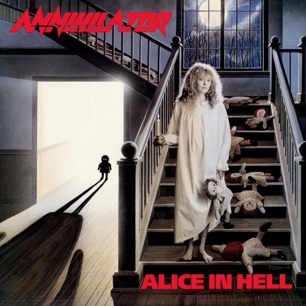 ALICE IN HELL (LP COLOURED)