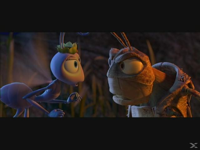 Das grosse Krabbeln [Blu-ray]