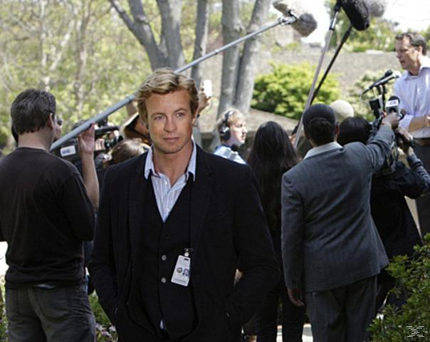 The Mentalist - Staffel 3 - (DVD)