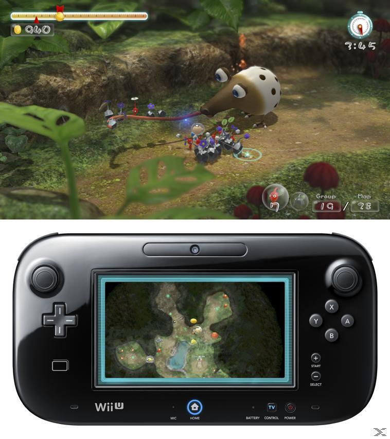 Pikmin 3 (Nintendo Selects) [Nintendo Wii U]