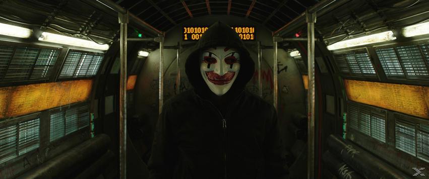Who am I - Kein System ist sicher - (Blu-ray)