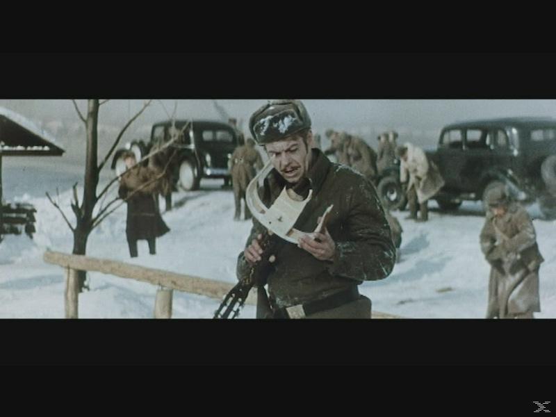 Heißer Schnee - (DVD)