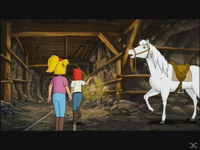 Bibi und Tina: Abenteuer in der Burgruine / Sabrina wird entführt [DVD]
