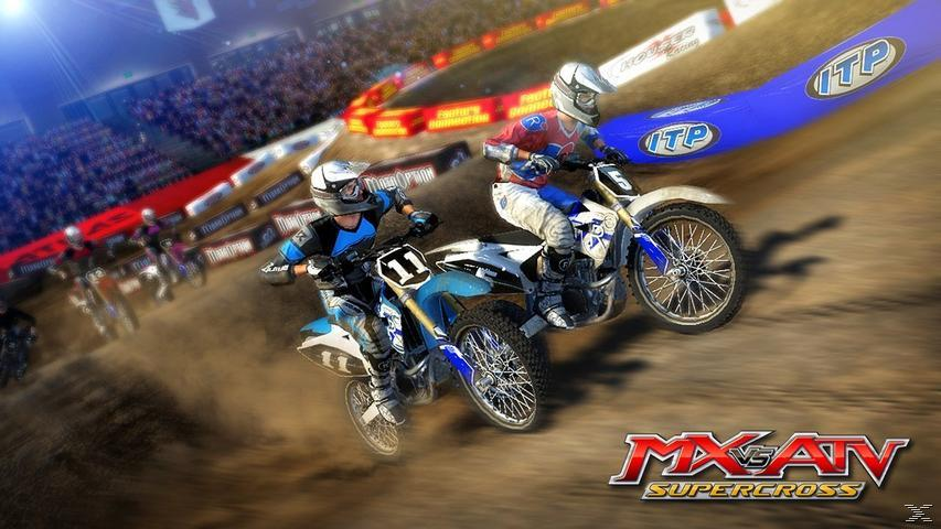 XB360 MX VS. ATV SUPERCROSS - Xbox 360