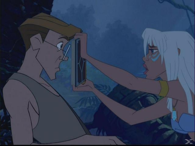Atlantis - Das Geheimnis der verlorenen Stadt (Disney Classics) - (DVD)