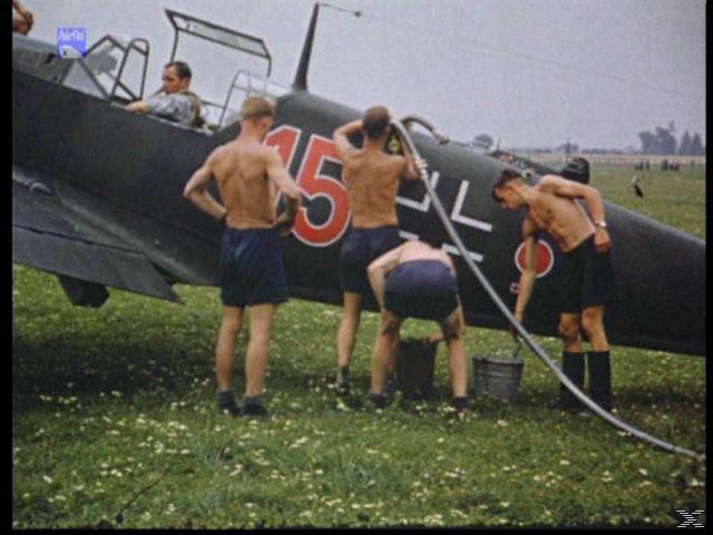 Die Geschichte der deutschen Luftwaffe 1914-1945 [DVD]