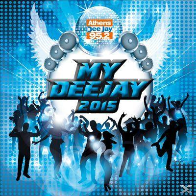 MY DEEJAY 2015 (2CD)