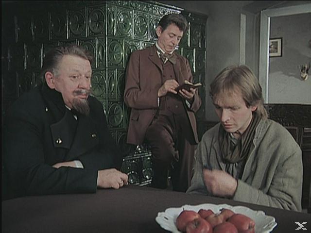 DAS BUSCHGESPENST - GROSSE GESCHICHTEN 29 [DVD]