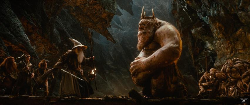 The Hobbit Trilogy 3D + 2D Blu-ray