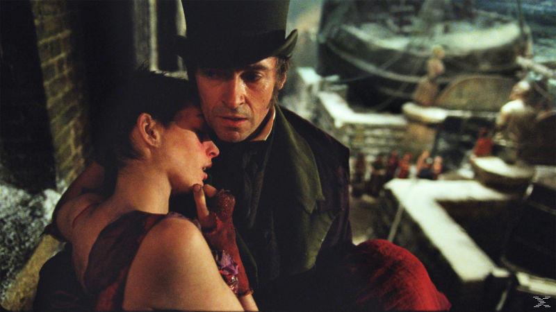 Les Misérables Drama DVD
