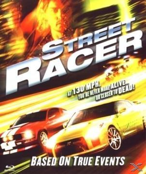 STREET RACER [BLU RAY]