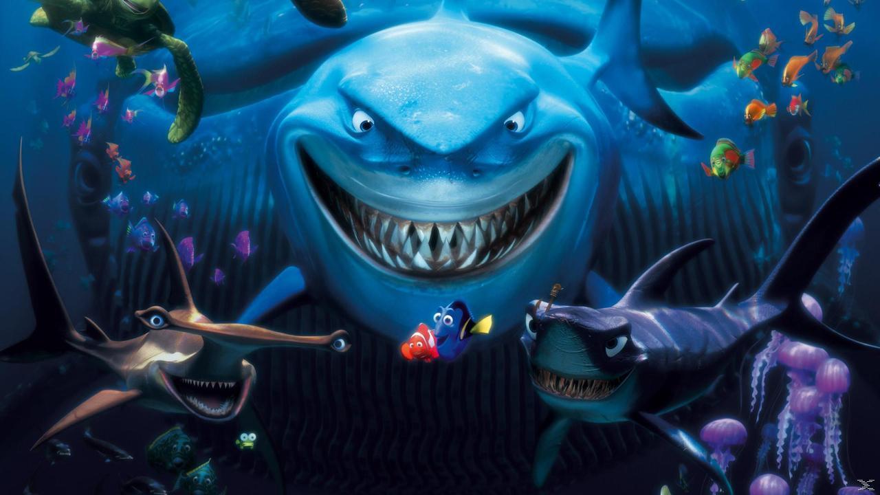 Findet Nemo Animation/Zeichentrick Blu-ray 3D