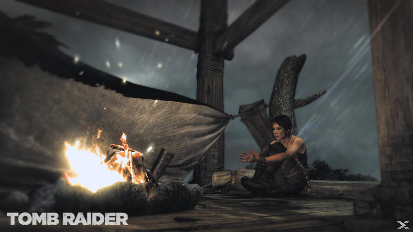 Tomb Raider Goty PS3