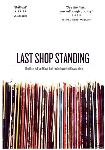 LAST SHOP STANDING: RISE FALL AND REBIRT