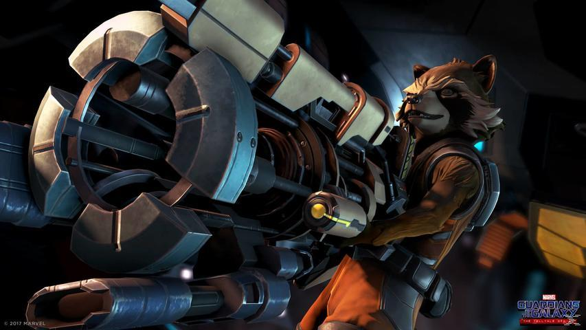 Guardians of the Galaxy - The Telltale Series - PlayStation 4