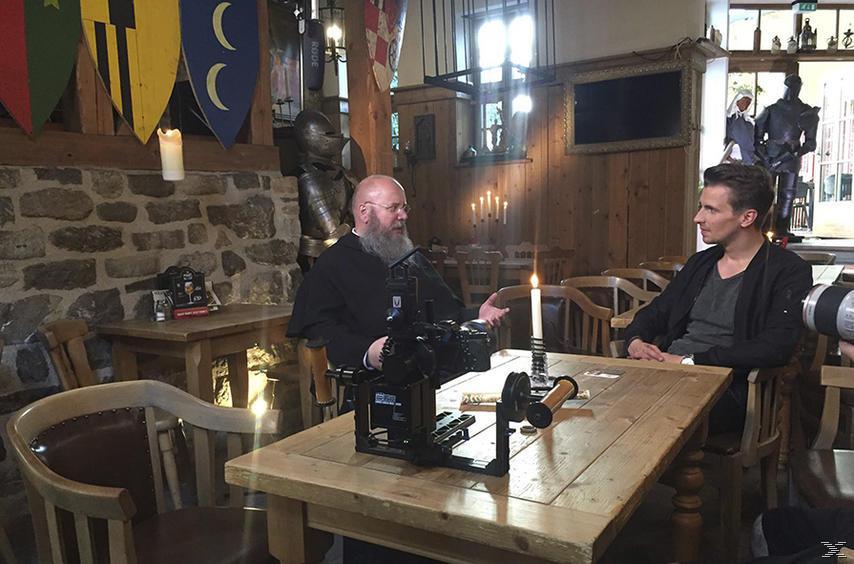 500 Jahre Luther – Auf den Spuren des Reformators - (DVD)
