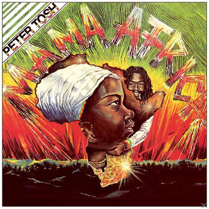 MAMA AFRICA (LP)