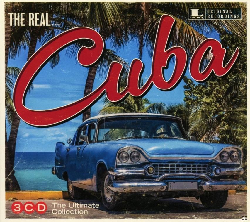 REAL... CUBA (3CD)