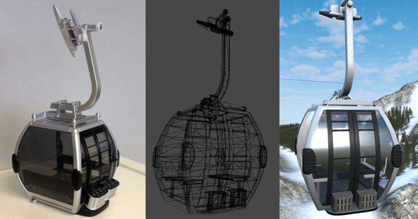 Seilbahn-Simulator 2014 [PC]