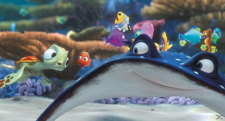 Findet Dorie + Findet Nemo (Doppelpack) - (Blu-ray)