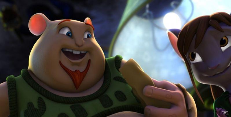 Rodencia und der Zahn der Prinzessin - (Blu-ray)
