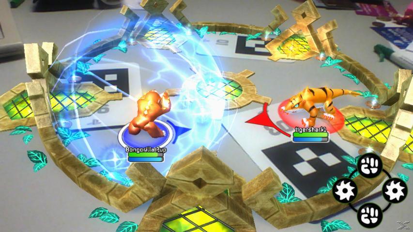 Invizimals: Das Bündnis Rollenspiel PlayStation Vita