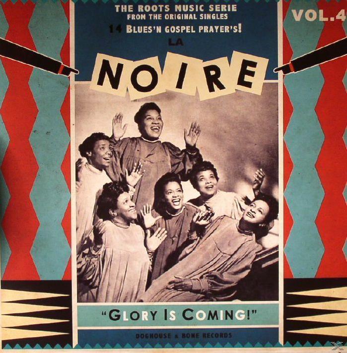 LA NOIRE V.4 - GLORY IS (LP)