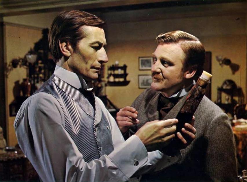 Sherlock Holmes grösster Fall - (Blu-ray)