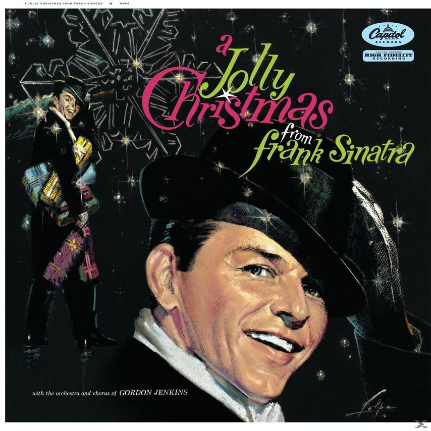 A JOLLY CHRISTMAS FROM SINATRA (LP)