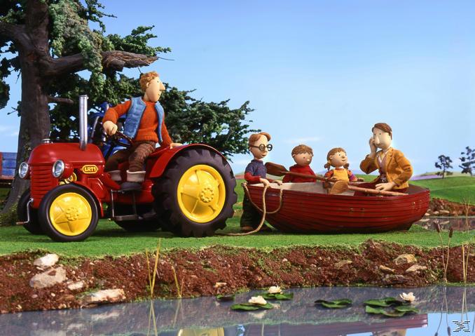 Kleiner Roter Traktor 2 - Lichterketten und 5 weitere Abenteuer - (DVD)