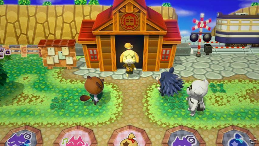Animal Crossing: amiibo Festival für Nintendo Wii U