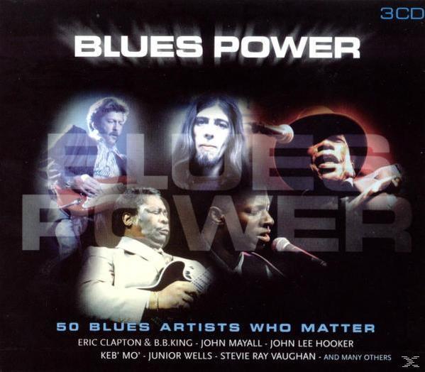 BLUES POWER (3CD)