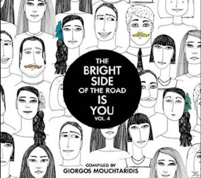THE BRIGHT SIDE OF THE ROAD VOL.4 (2CD)