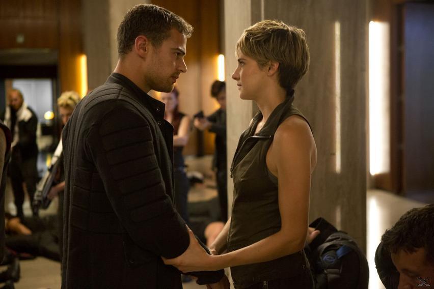 Die Bestimmung - Insurgent (Deluxe Fan-Edition) [Blu-ray]