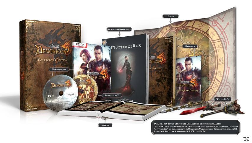 Das schwarze Auge - Demonicon (Collectors Edition) - PC