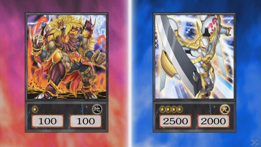 Yu-Gi-Oh! Zexal - Staffel 3.1 (Episoden 99-123) (5 Disc Set) - (DVD)