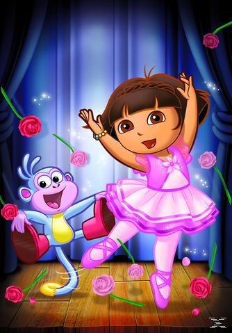 Dora - Dora tanzt Ballett - (DVD)