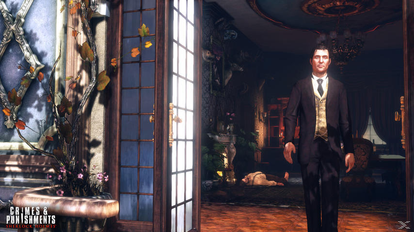 Sherlock Holmes: Crimes & Punishment [PlayStation 3]