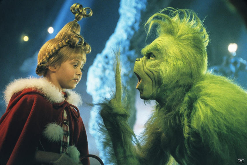 Der Grinch - (4K Ultra HD Blu-ray + Blu-ray)