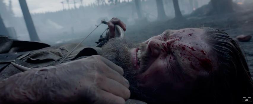 The Revenant - Der Rückkehrer - (Blu-ray)