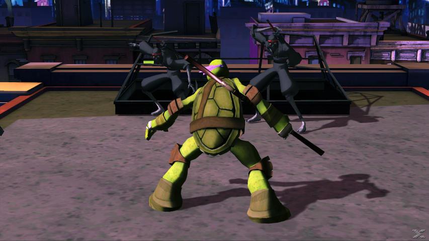 Teenage Mutant Ninja Turtles - Xbox 360