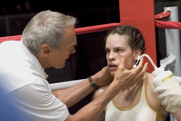 MILLION DOLLAR BABY Drama Blu-ray