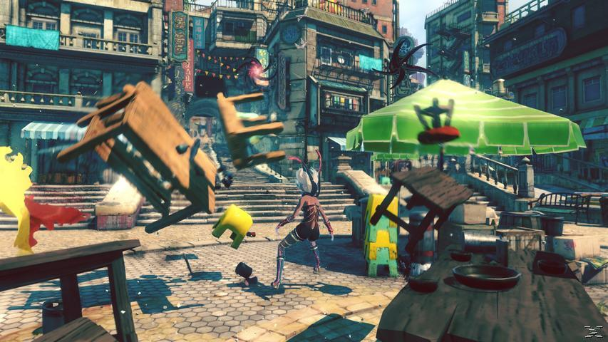 Gravity Rush 2 [PlayStation 4]