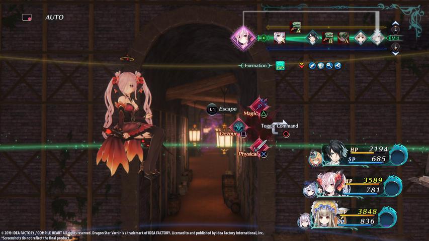 PS4 Dragon Star Varnir