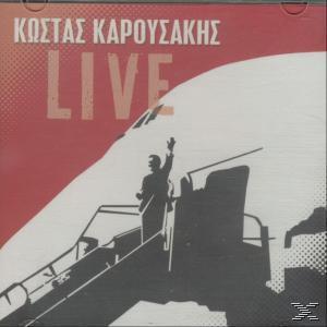 Κωστας Καρουσακης Live