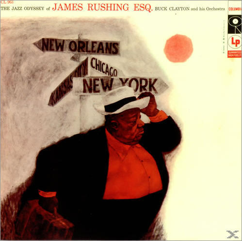 JAZZ ODYSSEY OF JAMES RUS (LP)