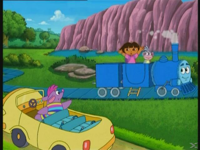 Dora - Die Stadt des verlorenen Spielzeugs - (DVD)