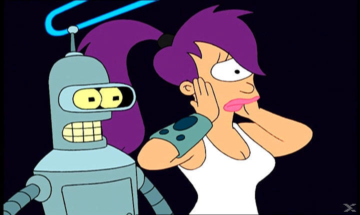 Futurama - Staffel 3 - (DVD)