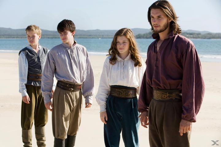 Die Chroniken von Narnia - Die Reise auf der Morgenröte Hollywood - (Blu-ray)